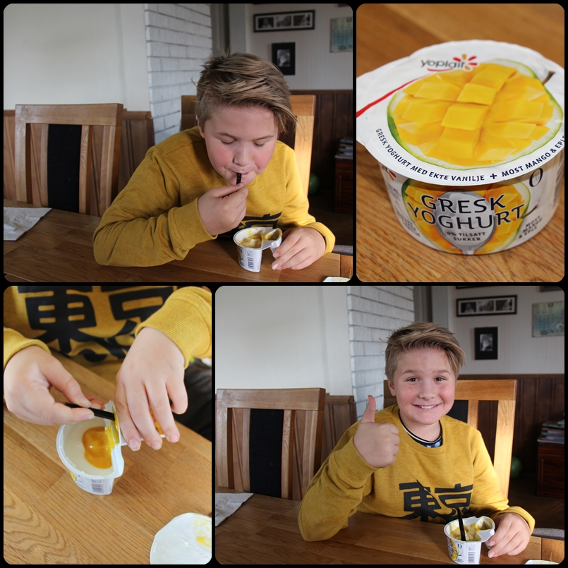 remi yoghurt mango